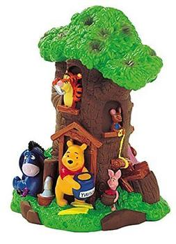 Bullyland Money Bank Winnie The Pooh Treehouse Action Figure