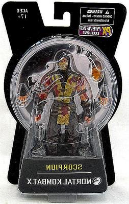 Mortal Kombat X_Bloody SCORPION Exclusive Variant 6 inch act