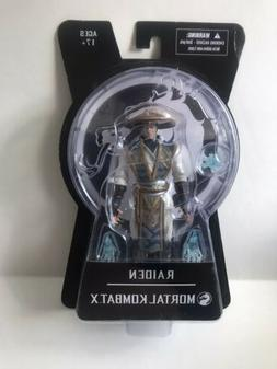 "MORTAL KOMBAT X - Raiden 6"" Action Figure  #NEW Sealed"