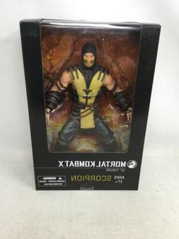 Mortal Kombat X SCORPION 12 inch Deluxe Supersize Action Fig