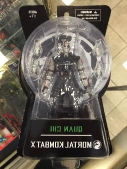 Mortal Kombat X Series 2 6 Inch action Figure - Quan Chi mez