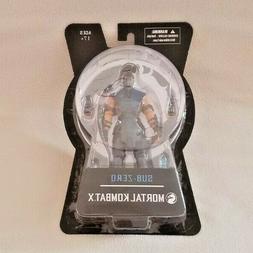 Mortal Kombat X SUB-ZERO 2015 Mezco Toyz 6 inch Action Figur