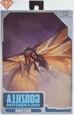 """MOTHRA Godzilla King of the Monsters 12"""" Wing to Wing Action"""