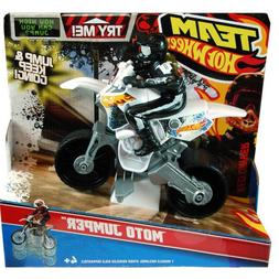 Hot Wheels Moto Jumper Vehicle