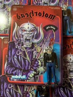Motorhead War Pig Warpig Super7 ReAction Action  Figure