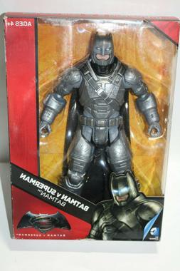 "DC Multiverse Batman V Superman Movie Armored Batman 12"" Act"
