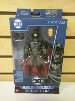 DC Multiverse Gotham by Gaslight Batman Action Figure with L