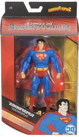 "DC Comics Multiverse: Superfriends SUPERMAN 6"" Figure"