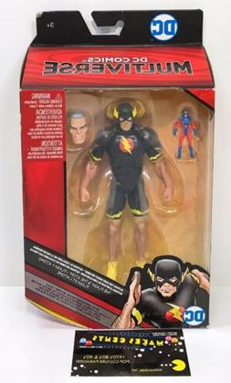 DC Comics Multiverse The FLASH and The ATOM Action Figures E