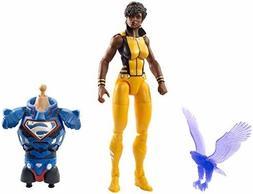 """DC Comics Multiverse Vixen Action Figure, 6"""""""