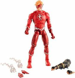 DC Comics Multiverse Wally West 6-Inch Action Figure Kid Toy
