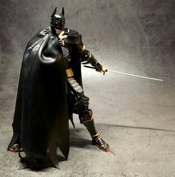 MY-C-BAT: FIGLot Custom Cape for Bandai SHF Ninja Batman