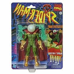 "Marvel Legends Mysterio Action Figure 6"" Retro Spider-Man Se"