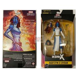 "MYSTIQUE X-MEN Marvel Legends EXCLUSIVE Hasbro 2019 6"" Inch"