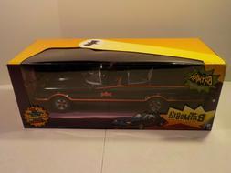 N 1966 Batmobile Batman Classic TV Series  Mattel For 6 Inch