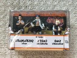 NARUTO Squad 10 Figures Mattel