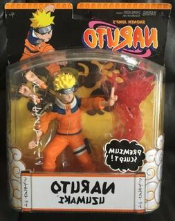 Mattel Naruto Uzumaki Premium Sculpt Action Figure. j9166 Ma