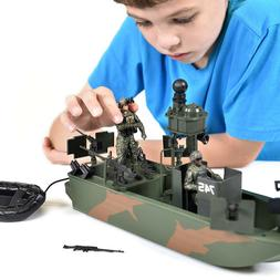 Naval Special Warfare Gunboat Vehicle Toys & Games