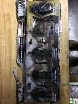Navy Seals Action Figures – 5 Pack Military Toy Soldiers P