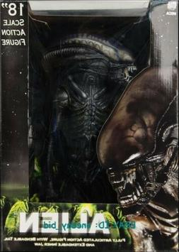 "NECA 1/4 SCALE 18"" ALIEN 2008 Production of 1979 Xenomorph A"