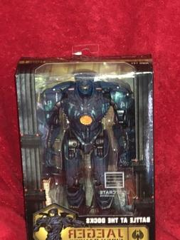 NECA Pacific Rim Battle at the Docks Jaeger Gipsy Danger Act