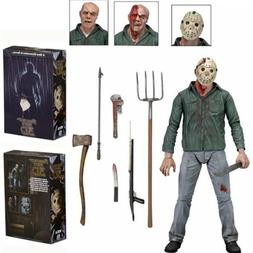 neca friday the 13th part iii 3d