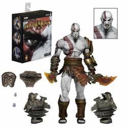 Neca God of War 3 Ultimate Kratos 7 inch 7'' Action Figure C
