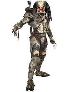 NECA Predator Movie Quarter Scale Action Figure Classic Pred