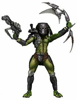 "NECA Predator Series 13 Renegade Predator 7"" Scale Action Fi"