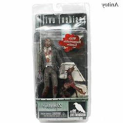 NECA Resident Evil Zombie Horror Movie Action Figures Collec