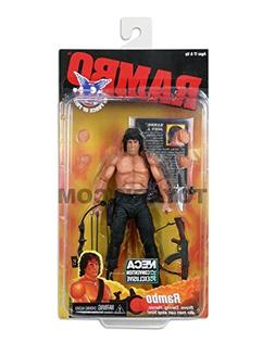 Neca SDCC 2015 John Rambo The Force of Freedom Action Figure