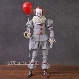 neca stephen king s it pennywise pvc