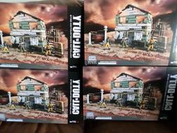 NEVER BEEN RELEASED VHTF Mega Bloks Call of Duty Zombies Nuk