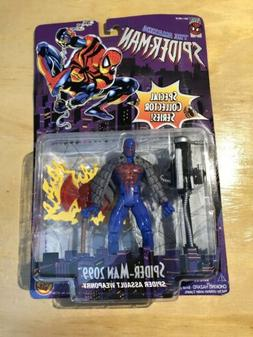 NEW 1996 The Amazing Spider-Man 2099 SIDER ASSAULT WEAPONRY