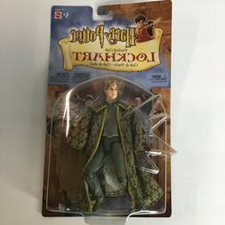 New 2002 Harry Potter Dueling Club Lockhart Mattel Action Fi