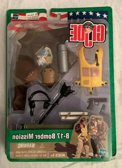 NEW 2003 Hasbro GI JOE Accessories B-17 BOMBER MISSION PACK