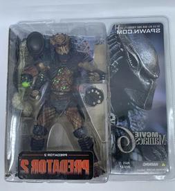 NEW 2003 Predator 2 Injured Action Figure Mcfarlane Toys Mov