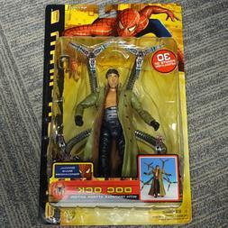 NEW 2004 Toy Biz Marvel Spider-Man 2 Doc Ock Action Figure