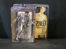 New 2005 McFarlane Toys Elvis Presley 1956 Year In Gold Acti