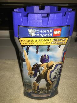 "NEW 2005 LEGO Knights Kingdom 7.5"" Figure 8791 Knight of the"