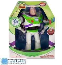 "NEW! Disney Advanced Talking Buzz Lightyear Figure 12"" Disne"