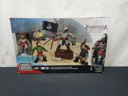 NEW MEGA BLOKS Assassin's Creed 94305 111pcs Pirate Crew Pac