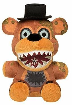"""New Authentic Five Nights At Freddy's Twisted One Fazbear 8"""""""
