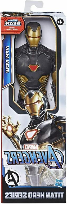 NEW Avengers Marvel Titan Hero Series Blast Gear Iron Man 12