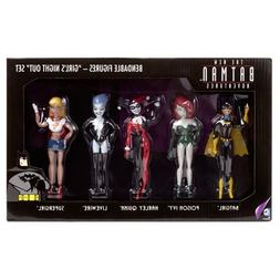 New Batman Adventures Girls Night Out Set
