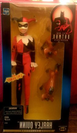 "NEW BATMAN ADVENTURES HARLEY QUINN ACTION COLLECTION 12"" ACT"