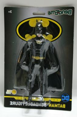 "New Bend-Ems DC Comics BATMAN Michael Keaton 5.5"" Bendable A"