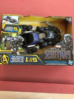 New Marvel Black Panther 2-In-1 Panther Jet Vehicle