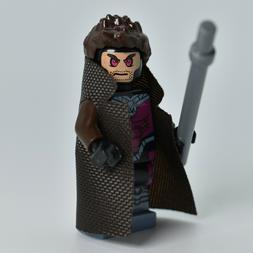 *NEW* LEGO Compatible Gambit Marvel Comics Deadpool Action F