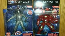 NEW DISNEY Playmation Marvel Avengers Ultron Deluxe/HULKBUST